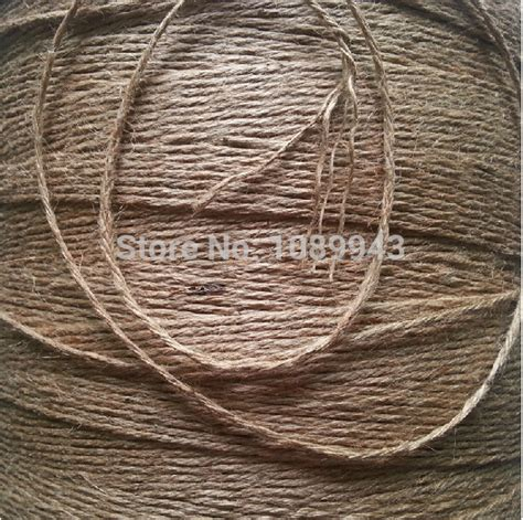 Decorative Twine by Jute Twine Cord 3mm Thin 5shares Rope Diy Decorative