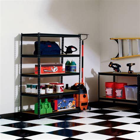 attractive garage shelving enchanting home design
