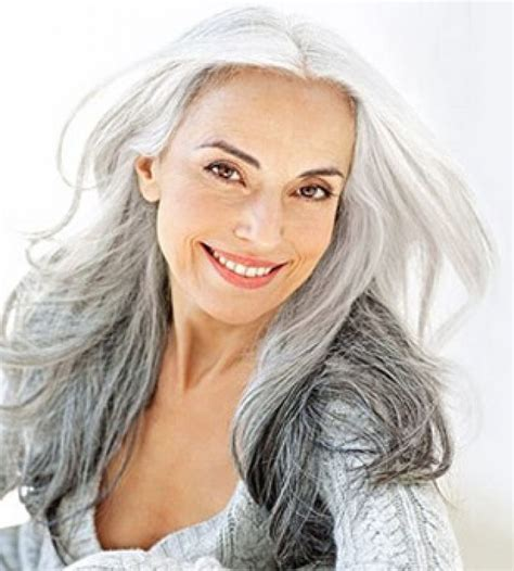 long grey hairstyles women 50 hairstyles for plus size women over 50 for women over 50