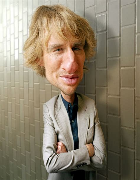 50 Photos Of Owen Wilson by 50 Humorous By Rodney Pike