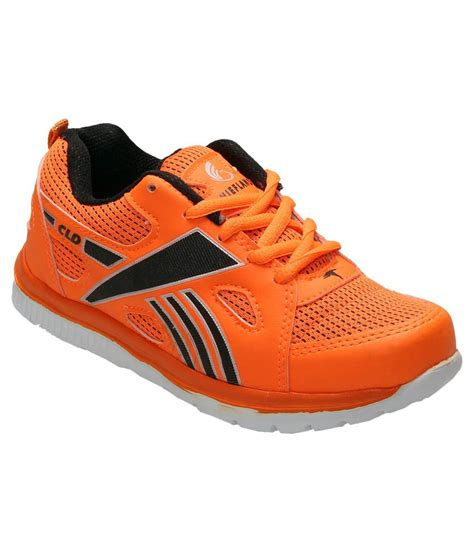 chiefland orange sports shoes for price in india buy