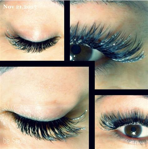 new year extension inspired eyelash extensions lash
