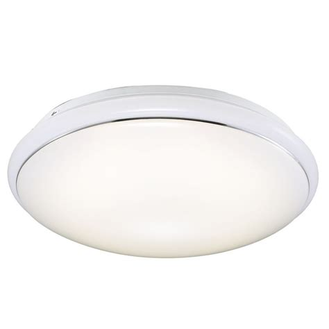 Ceiling Light Sensor Nordlux Melo 34 Led Ceiling Light W Sensor White Flush Lights Ceiling Lights
