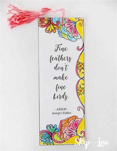 printable bookmarks with inspirational quotes make these coloring bookmarks with inspirational quotes to
