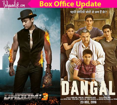 box office 2016 update aamir khan s dangal beats dhoom 3 to become the highest