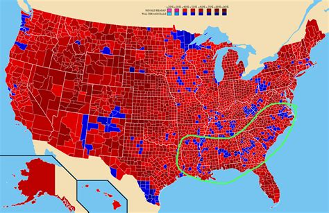 electoral map of the united states united states what is this line of counties voting for