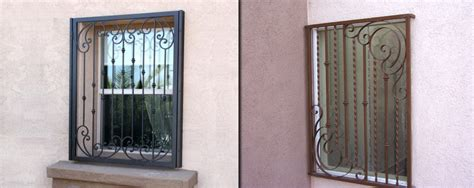 Decorative Security Bars For Windows And Doors Security Bars For Windows Pvc Security Bars For