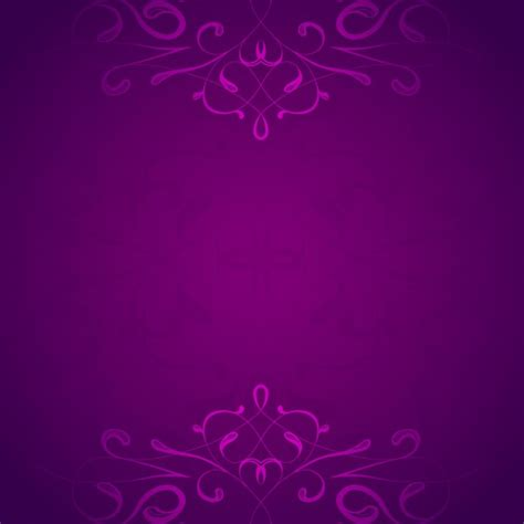 Wedding Background Design Purple by Purple Ornamental Background Vector Free