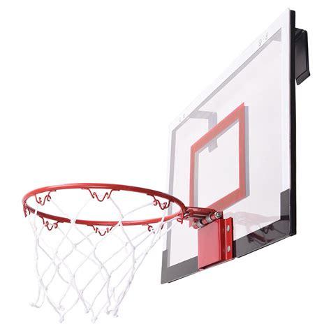 Basketball Hoop For Door by 18 Quot 23 Quot Mini Basketball Hoop System Door Wall Indoor