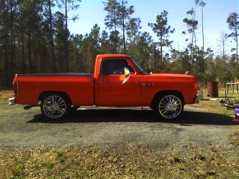 1984 dodge truck 1984 dodge d150 truck rides