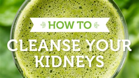 How To Detox Kidneys At Home by Easily Cleanse Your Kidneys