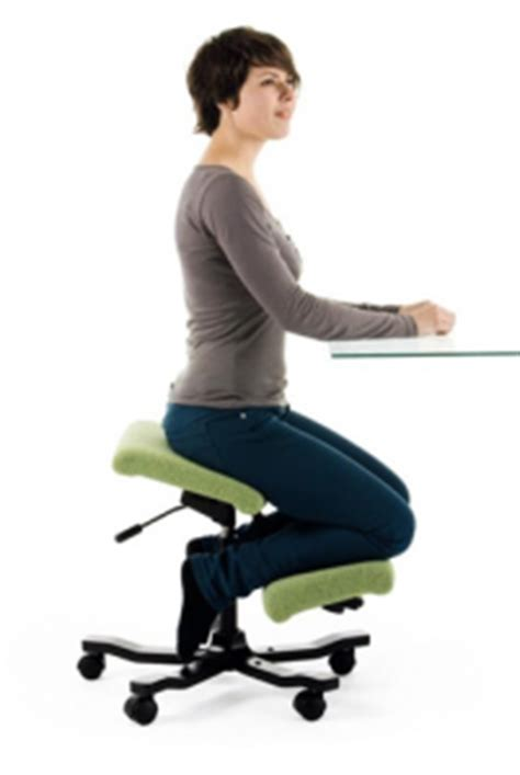 Leaning Back In Chair Posture by Kneeling Chairs Easy And Effective Ergonomics Modeets 169
