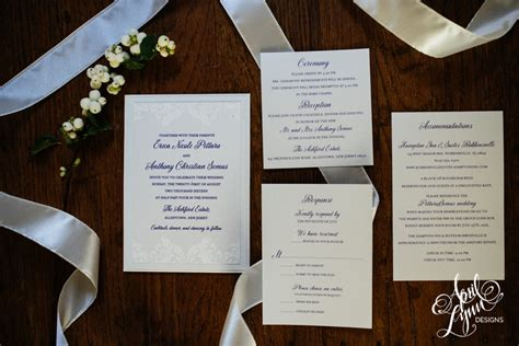 custom wedding invitations thermography erica anthony s glitter thermography wedding invitation