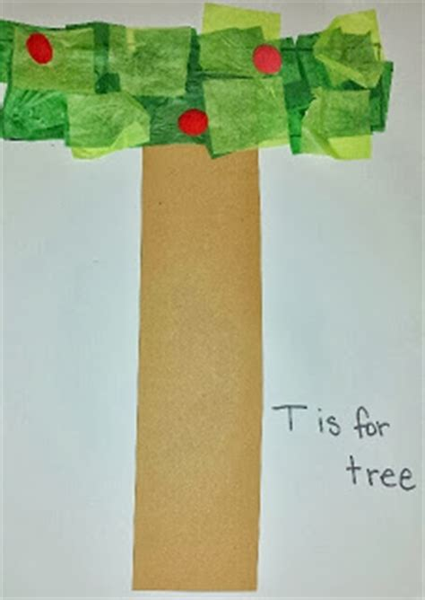 letter t tree fun family crafts 10 easy apple crafts and activities for preschoolers