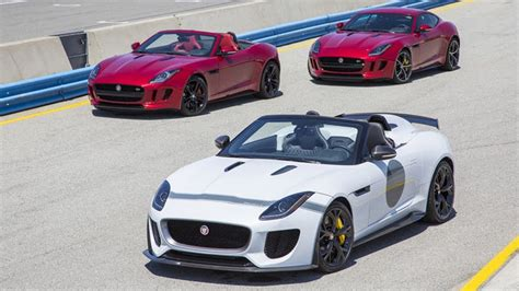 Car Types Starting With J by Jaguar F Type Project 7 Priced For U S Starting At 165k