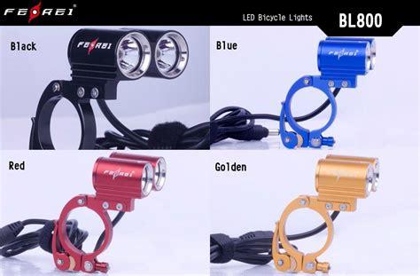 high end bike lights high end top quality led montain bike light ferei bl800