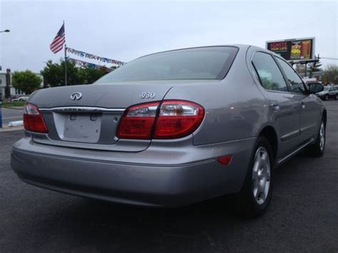 2000 infiniti i30 mpg buy used 2000 infiniti i30 base sedan 4 door 3 0l clean