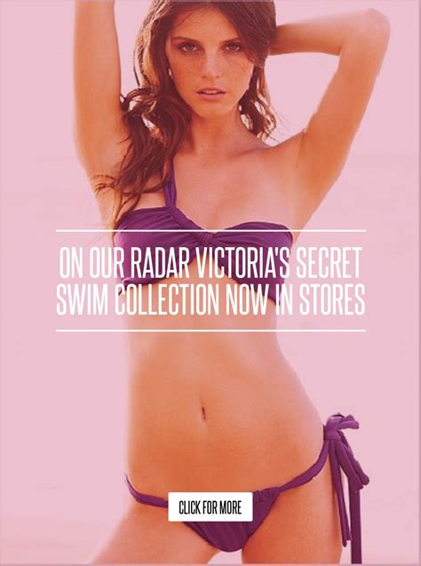 On Our Radar Victorias Secret Swim Collection Now In Stores by On Our Radar S Secret Swim Collection Now In Stores