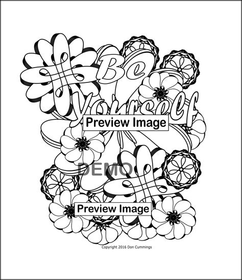 i am my affirmations a coloring book to empower all the world books be yourself positive affirmation coloring page coloring