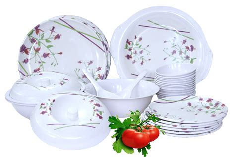 dinner set melamine tableware 32 pcs of dinner set