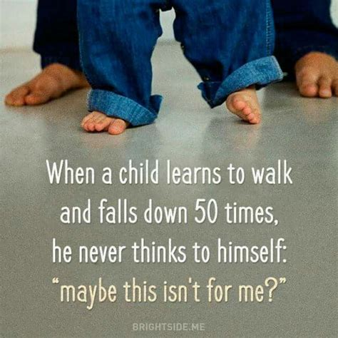 getting baby to walk 25 best perseverance quotes on inspirational