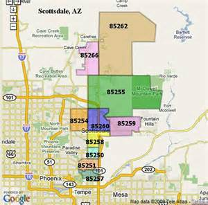 Az Zip Code Map by Arizona Zip Code Map Free Submited Images