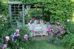 romantischer garten garden style real estate house and home