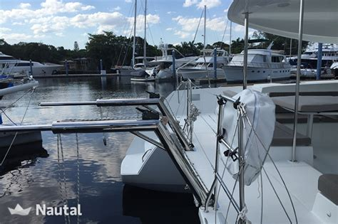catamaran boat key west catamaran rent lagoon 450 in key west harbour florida