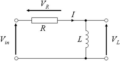 rl series circuit electrical4u rl circuit transfer function time constant rl circuit as filter electrical4u