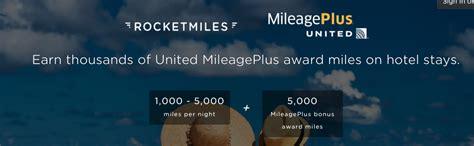 emirates rocketmiles 5 000 bonus united miles with rocketmiles points miles