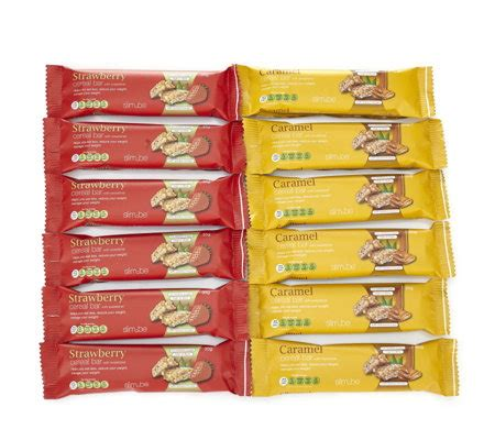 weight management bars slim be weight management cereal bars pack of 12 page 1