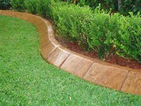 Borders For Flower Beds Ideas - gorgeous landscape designs and modern garden edging ideas