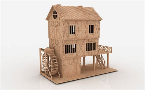doll houses com the tudor mill house houses makecnc com