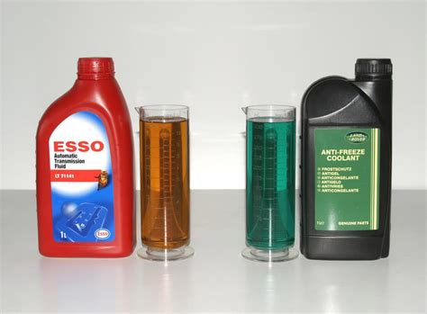 what color is coolant whhat color should the antifreeze be