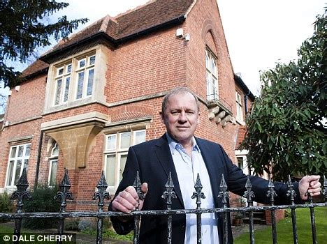 One Bedroom Home Plans Spooks Actor Peter Firth Is Selling His Marlow Flat For A