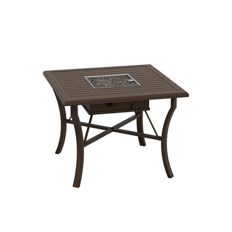 48 inch tall desk tropitone 401158ftbl 34 fire square banchetto 48 inch