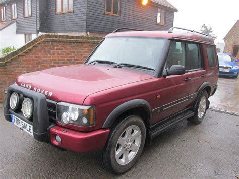 land rover discovery seats for sale used 2003 land rover discovery 2 5 td5 s 5 seat 5dr for