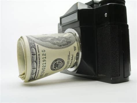 Make Money Online With Photography - investing in photography to make money online
