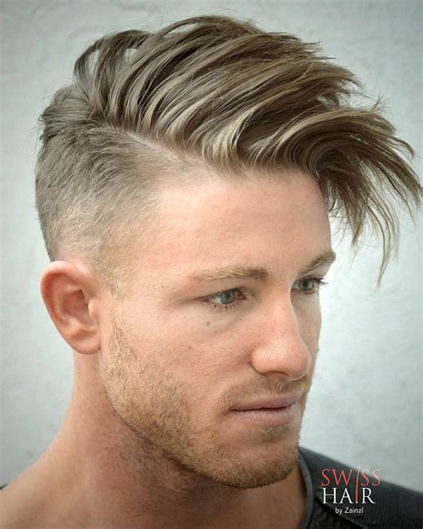 sidecut men sidecut hairstyle for mens fade haircut