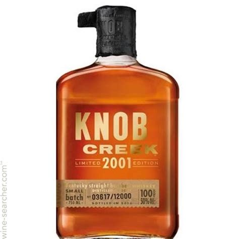 Knob Creek Small Batch by Knob Creek Small Batch 2001 Limited Edition 14 Year