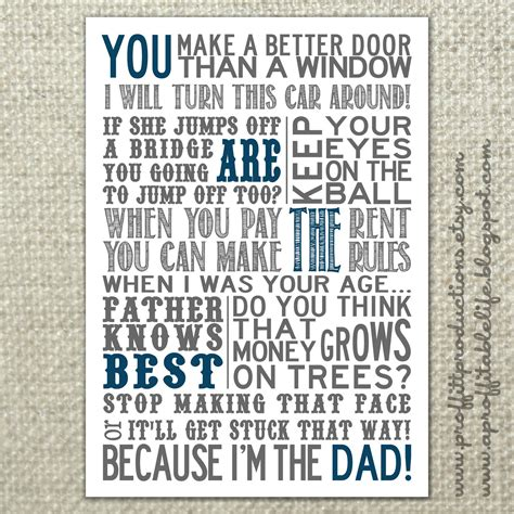 printable dad quotes 15 free father s day printables decorations gifts