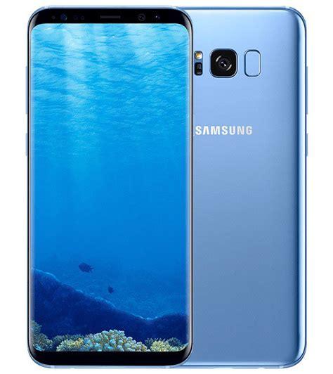 Samsung Galaxy S8 Blue Brandnew 100 Original Bnib Segel buy samsung galaxy s8 plus duos coral blue dubai