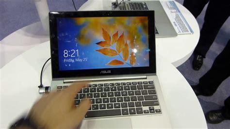 Laptop Asus Zenbook Ux21a asus zenbook ux21a fullhd windows 8 ultrabook mobilxtv