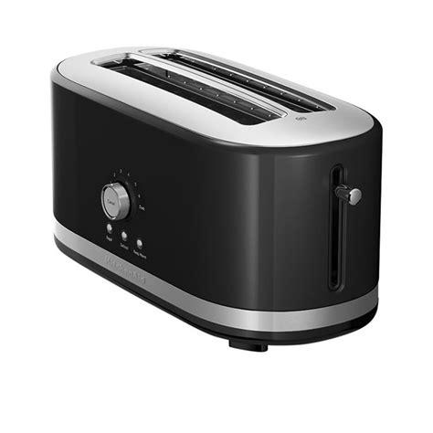 Black 4 Toaster Kitchenaid 4 Slice Toaster Onyx Black Fast Shipping
