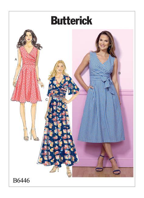 pattern sewing uk butterick 6446