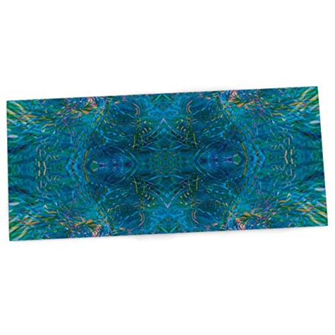 blue office chair mat kess inhouse nikposium quot clearwater quot blue teal office desk