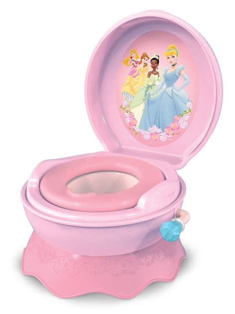 how to potty an disney princess potty chair w magical sounds potty