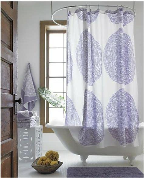 dusche vorhang marimekko duschvorhang frische farben und muster im bad