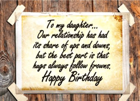Best Happy  Ee  Birthday Ee   Quotes And Sentiments For Daughter