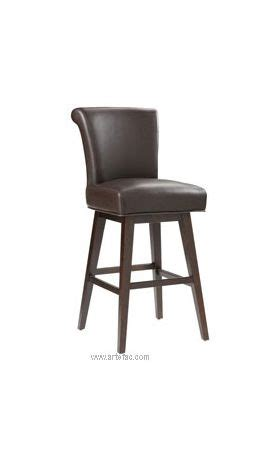 Roll Back Counter Stool by Quot Rollback Swivel Barstool Counter Stool In Brown Quot